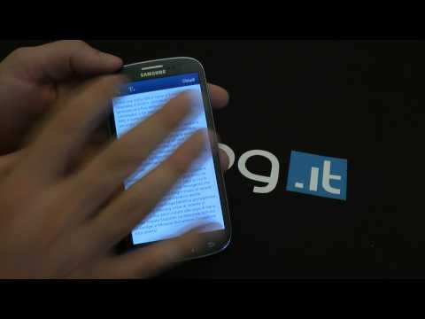 Galaxy S3 primo focus anteprima by HDblog