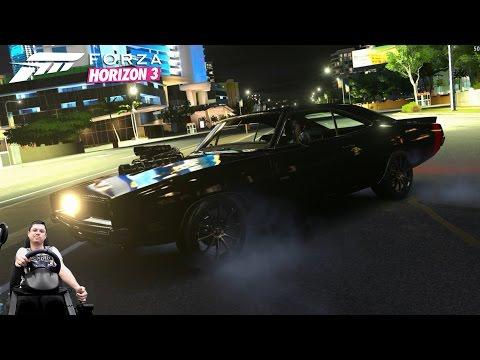 Новый фестиваль в Surfers Paradise - Forza Horizon 3 на руле Fanatec Porsche 911 Carrera GT