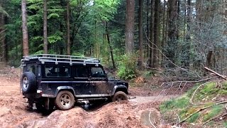 Land Rover Defenders TD4 TD5 300 Tdi Morvan mai15 part2