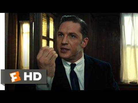 Legend (2015) - A Genius Idea Scene (7/10) | Movieclips