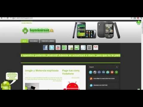 Descarga Aplicaciones. Juegos y Temas para android