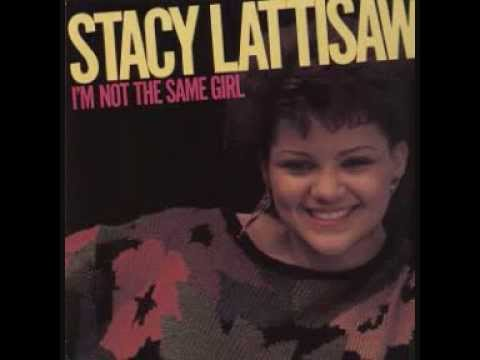 Stacy Lattisaw - Can't Stop Thinking About You