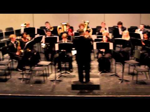 "Jackson High School Varsity Band - ""Barbarossa"""