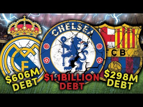 Who would have thought that these clubs were financially struggling?! Here are our 10 clubs that are secretly broke! � SUBSCRIBE to FOOTBALL DAILY: http://bit.ly/fdsubscribe � FOLLOW...
