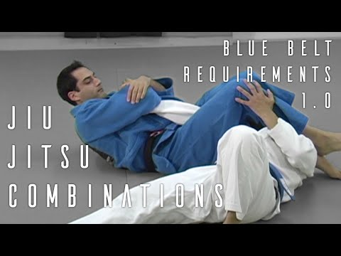 Roy Dean Academy BJJ: Combinations