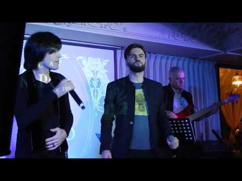 Gela Guralia и Нодар Ревия - Sait Midihar/საით მიდიხარ. EMPORIO Cafe 18.03.16. На БИС.