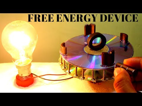 100% Free Energy Device With Magnet - 100% Free Energy  Generator - Free Energy Device thumbnail