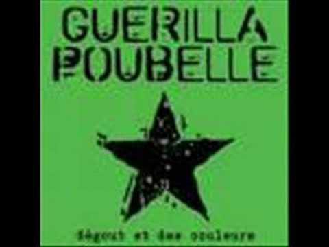 Guerilla Poubelle - Comme Un Sourire