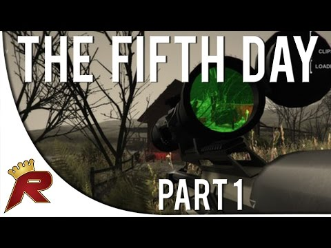 The Fifth Day Gameplay Survival - Part 1: