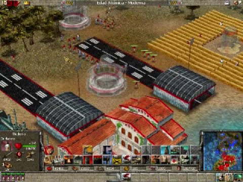 Guerra Empire Earth Islas 4/6