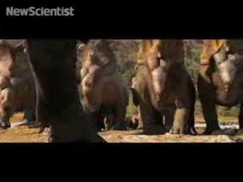 The science behind Walking with Dinosaurs