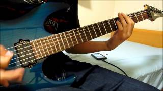 水樹奈々 / POWER GATE (Guitar cover)