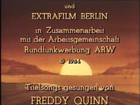 Lucky Luke - Outro - Einsamer Cowboy - Deutsch