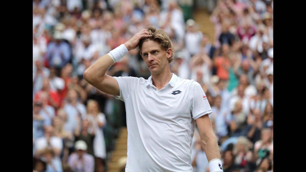 Kevin Anderson faces another epic battle... to get fit for Wimbledon final