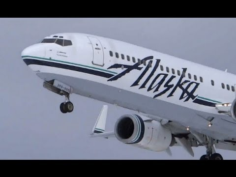 Planespotting #18: Chicago O'Hare International Airport: United, Delta, US Airways, Alaska Airlines