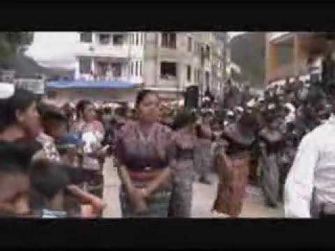 Marimba Sonal Ko conob'. Fiesta de Soloma