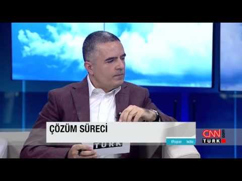 Selahattin Demirtaş - 18 Ocak Pazar günü saat 10.00'da CNNTÜRK TV'de