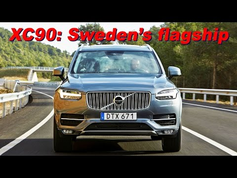 2016 Volvo XC90 Review - In 4K! - Test Drive & Interior Detail