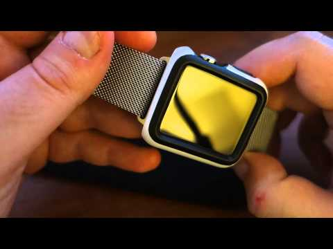 Speck Candyshell Fit for Apple Watch - Review