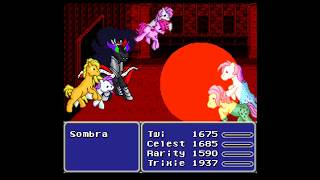 Let's Play Filly Fantasy VI (Version 2.0) #90 - Return Of The King