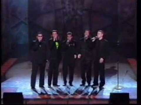 Nsync Beegees Tribute Acapella