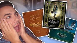 LIBROS de ANIMALES FANTÁSTICOS Y DÓNDE ENCONTRARLOS