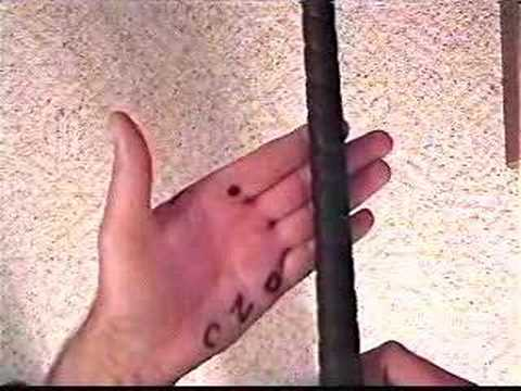 A Game Golf Instruction HowTo Grip the Club like Tiger Woods