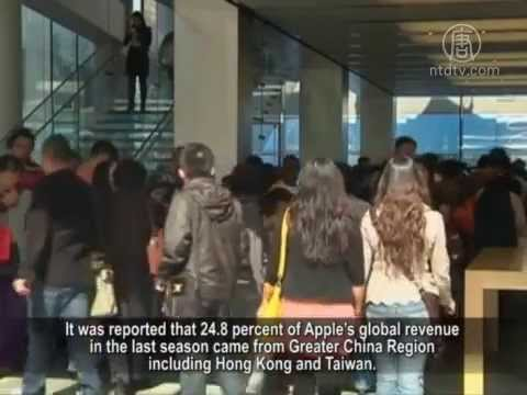 CCTV Criticized Apple In Response To U.S. Indictment of Chinese Hackers