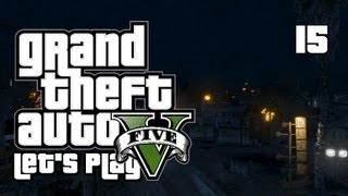 GTA V - Let's Play/Walkthrough - Mission 17: Friends Reunited - #15 (GTA 5 Gameplay)