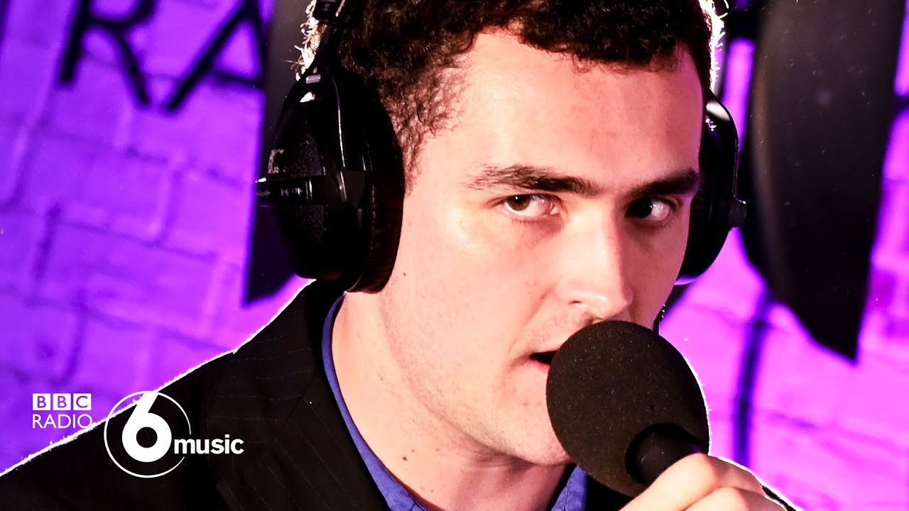 The Murder Capital - Don't Cling To Life (6 Music Live Room Sessions)