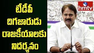 YSRCP Leader Mopidevi Venkataramana Slams TDP Leaders | hmtv