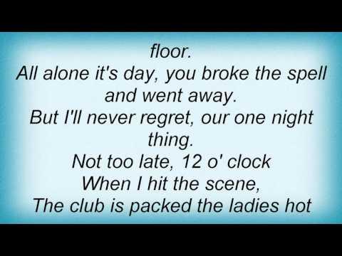 Luis Fonsi - One Night Thing