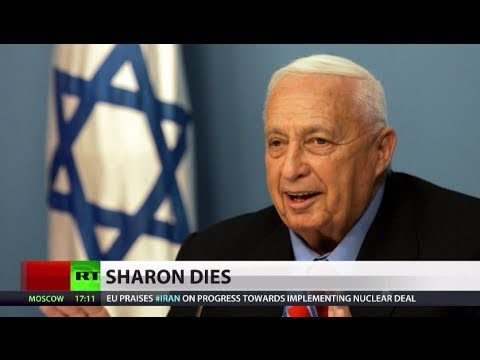 Ex-Israeli PM Ariel Sharon dies at 85