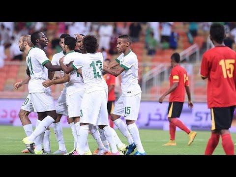 Saudi Arabia vs Timor Leste: 2018 FIFA WC Russia & AFC Asian Cup UAE 2019 (Qly RD 2)