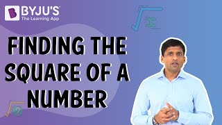 Class 6-10 - Finding the Square of a Number