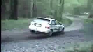 Road Rally Crashes
