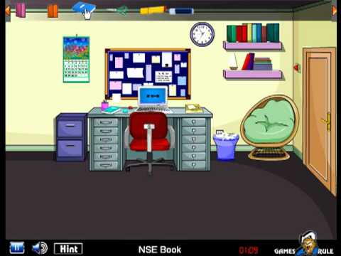 Room Escape Personal Office Walkthrough