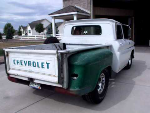 Lakeroadster's 1965 Chevrolet C10 SWB Step Side Video