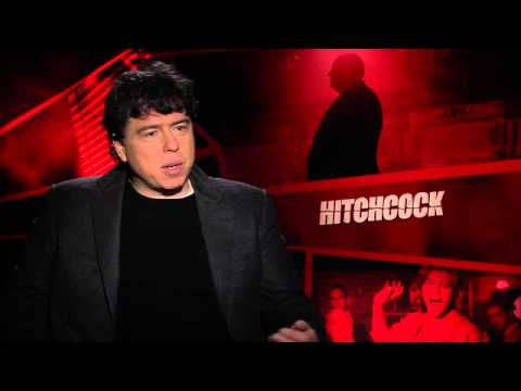 Movie director Sacha Gervasi discusses his new biopic film Hitchcock in an intervie