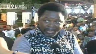 SCOAN 20 April 2014: Easter Sunday Live Service: Prophecy Time, Words Of Wisdom, Prayer, Deliverance