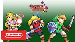 Cadence of Hyrule - Crypt of the Necrodancer ft. The Legend of Zelda - Nintendo Switch