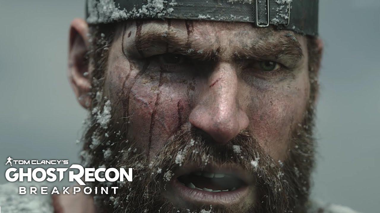 Ghost Recon Breakpoint | ТРЕЙЛЕР (на русском)