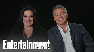 Man With A Plan: Matt LeBlanc & Liza Snyder Explain The Show Using 6 Words | Entertainment Weekly