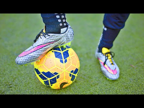 Testing Neymar Boots: Nike Hypervenom Review by freekickerz