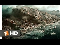 2012 (2009) - The Sinking of Los Angeles Scene (310) | Movieclips