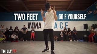 Download Lagu Two Feet - Go F*** Yourself - Choreography by Josh Beauchamp - #TMillyTV #Dance Gratis STAFABAND
