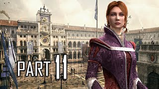 Assassin's Creed Brotherhood Walkthrough Part 11 - The Burdens We Carry (ACB Let's Play Commentary)