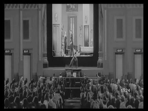 Evolução do Cinema em 3 minutos