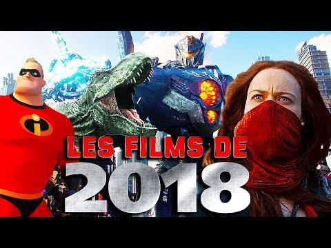 LES FILMS LES PLUS ATTENDUS DE 2018