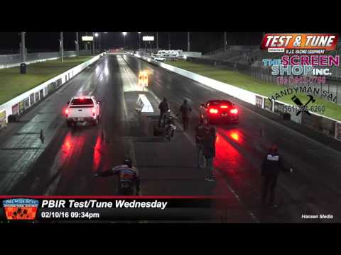 GT-R and Mustang HIT the wall hard drag racing